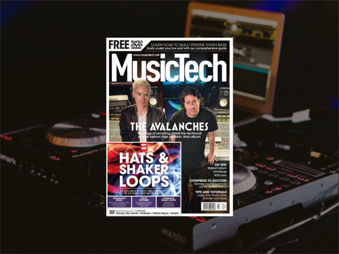 musictech 213 magazine december issue