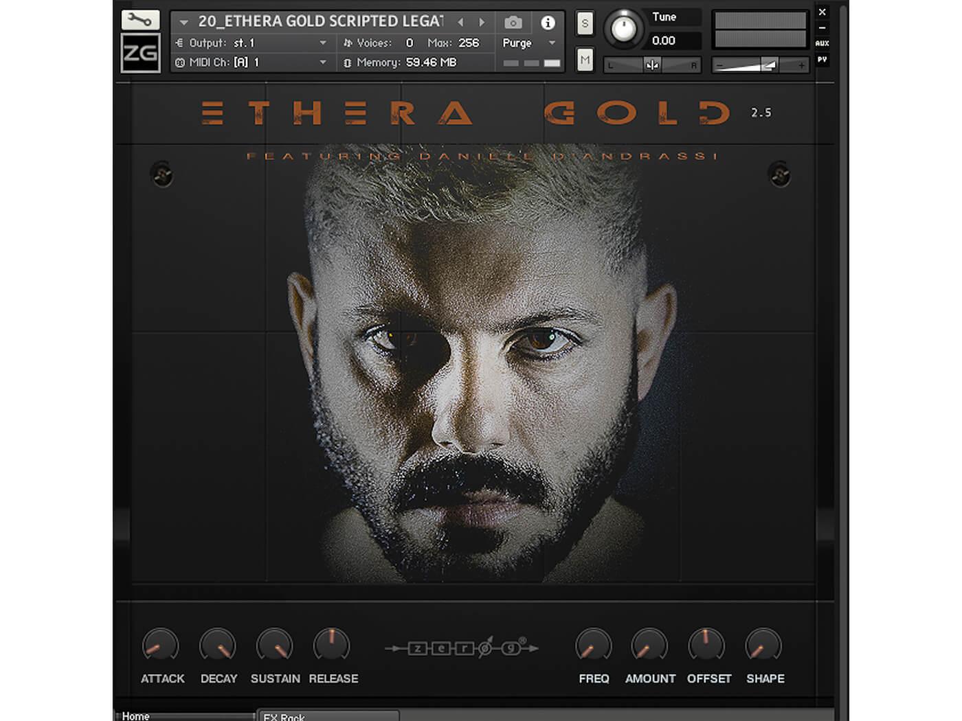 Zero-G Ethera Gold 2.5