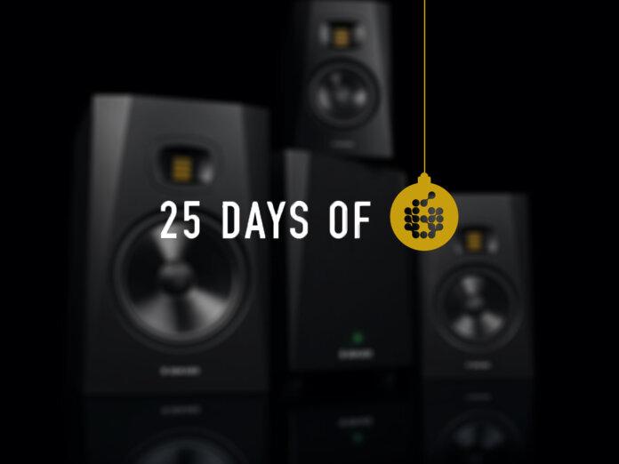 Adam Audio 25 Days of ADAM