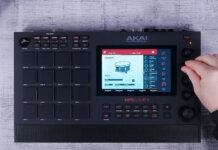 Akai DrumSynth