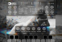 SampleScience Gorilla Bass