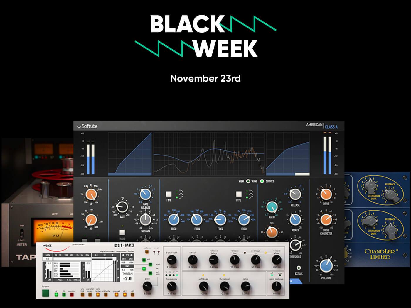 Softube Black Week