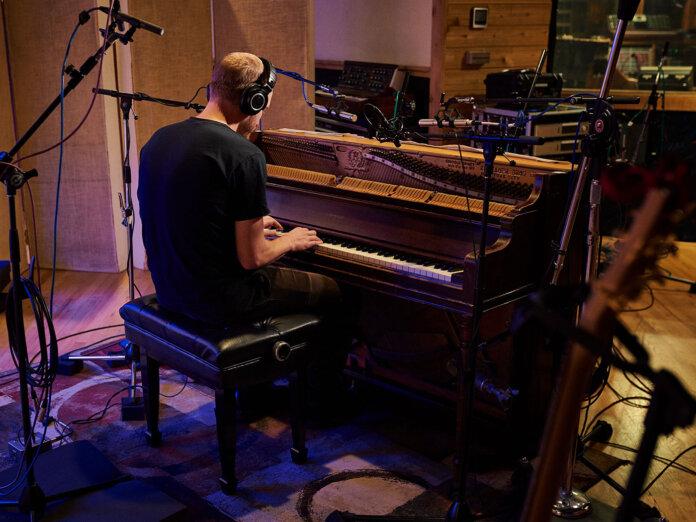 Spitfire Audio Firewood Piano promo