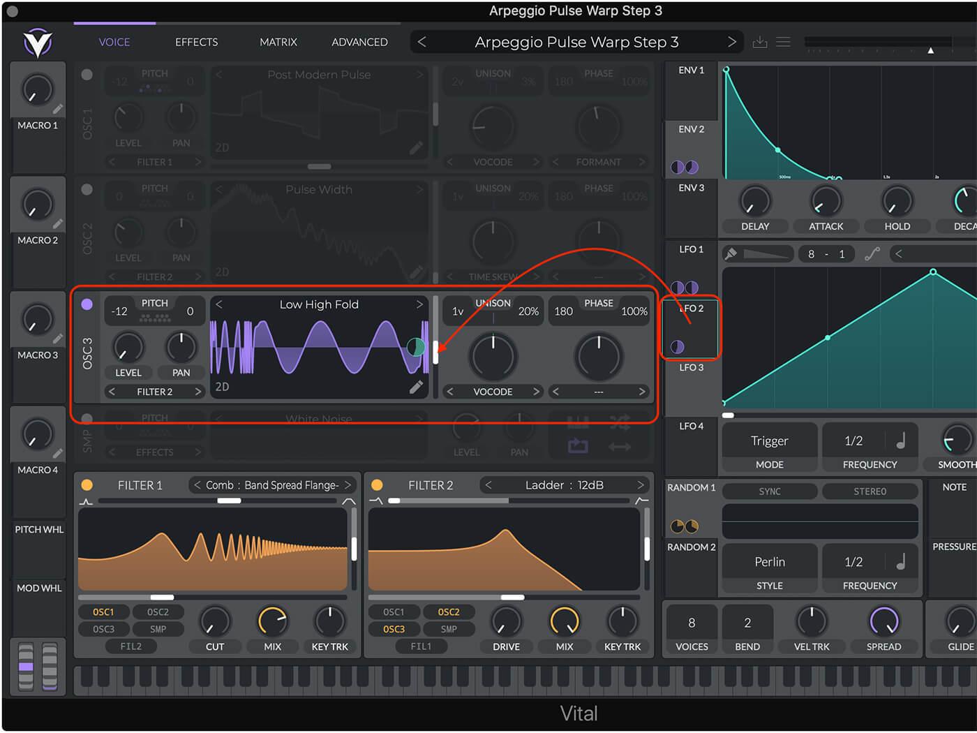 Weekend Workshop: Sound design with Vital 7