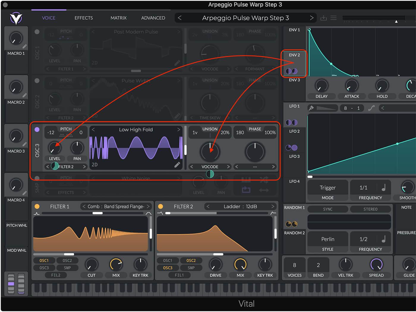 Weekend Workshop: Sound design with Vital 8