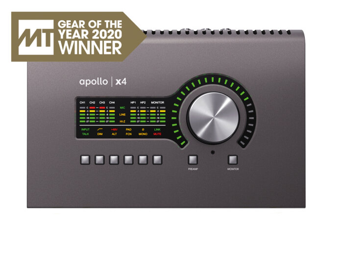 GOTY Best Interface WINNER UA Apollo