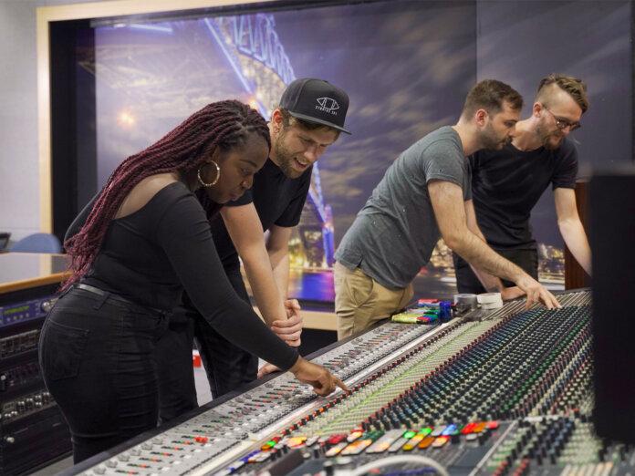 Abbey Road Institute at Studios 301