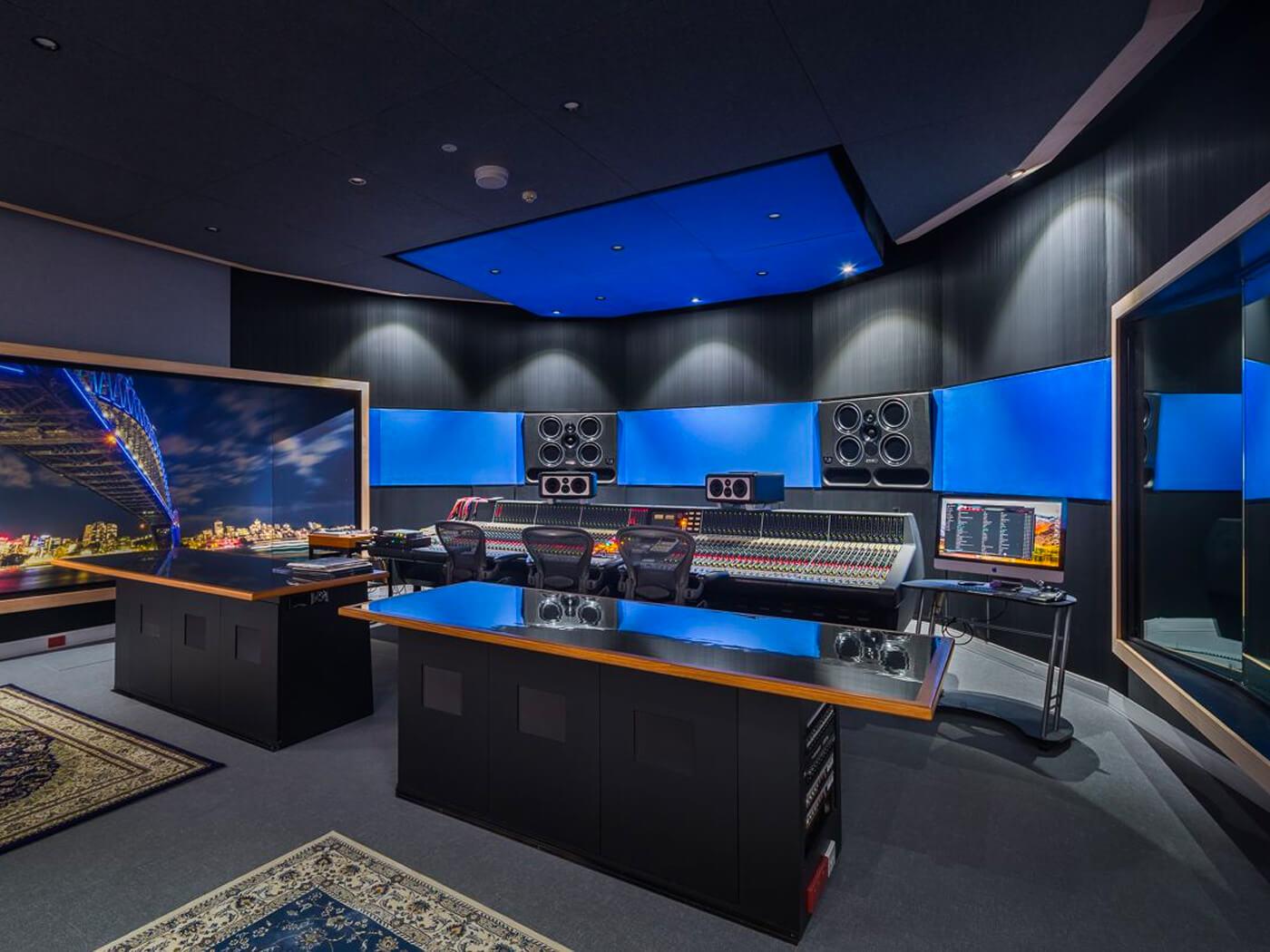 Abbey Road Institute Studios 301 Studio 1