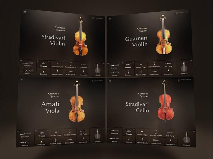 Native Instruments Cermona Quartet