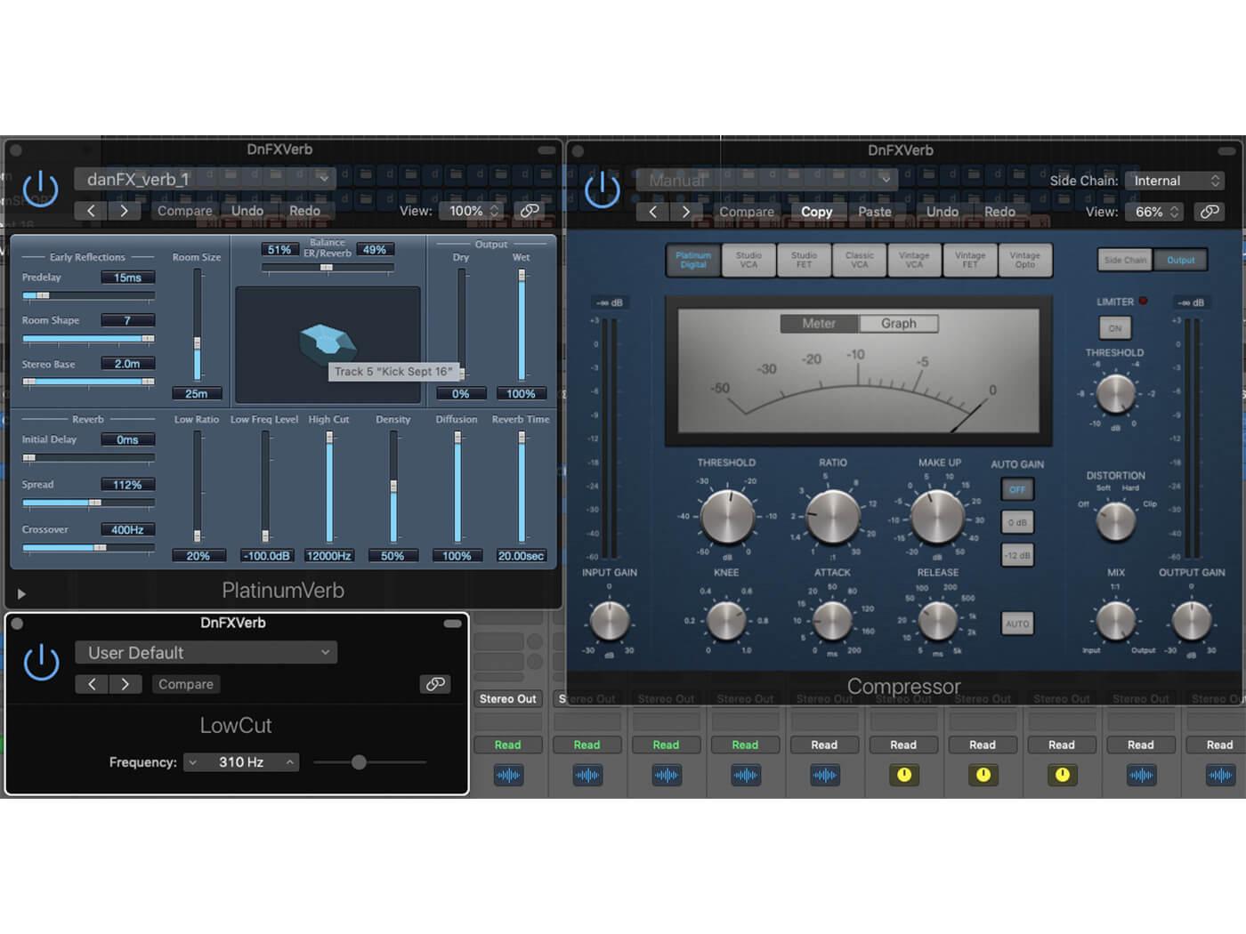 Dan McKie Logic Pro plug-ins