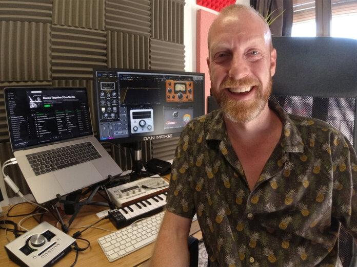 Dan McKie studio