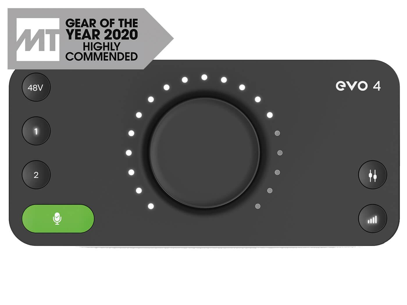 GOTY Best Interface HC EVO 4