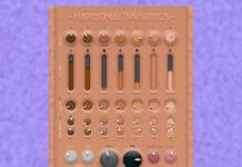 Faded Instruments Harmonal Binaurics