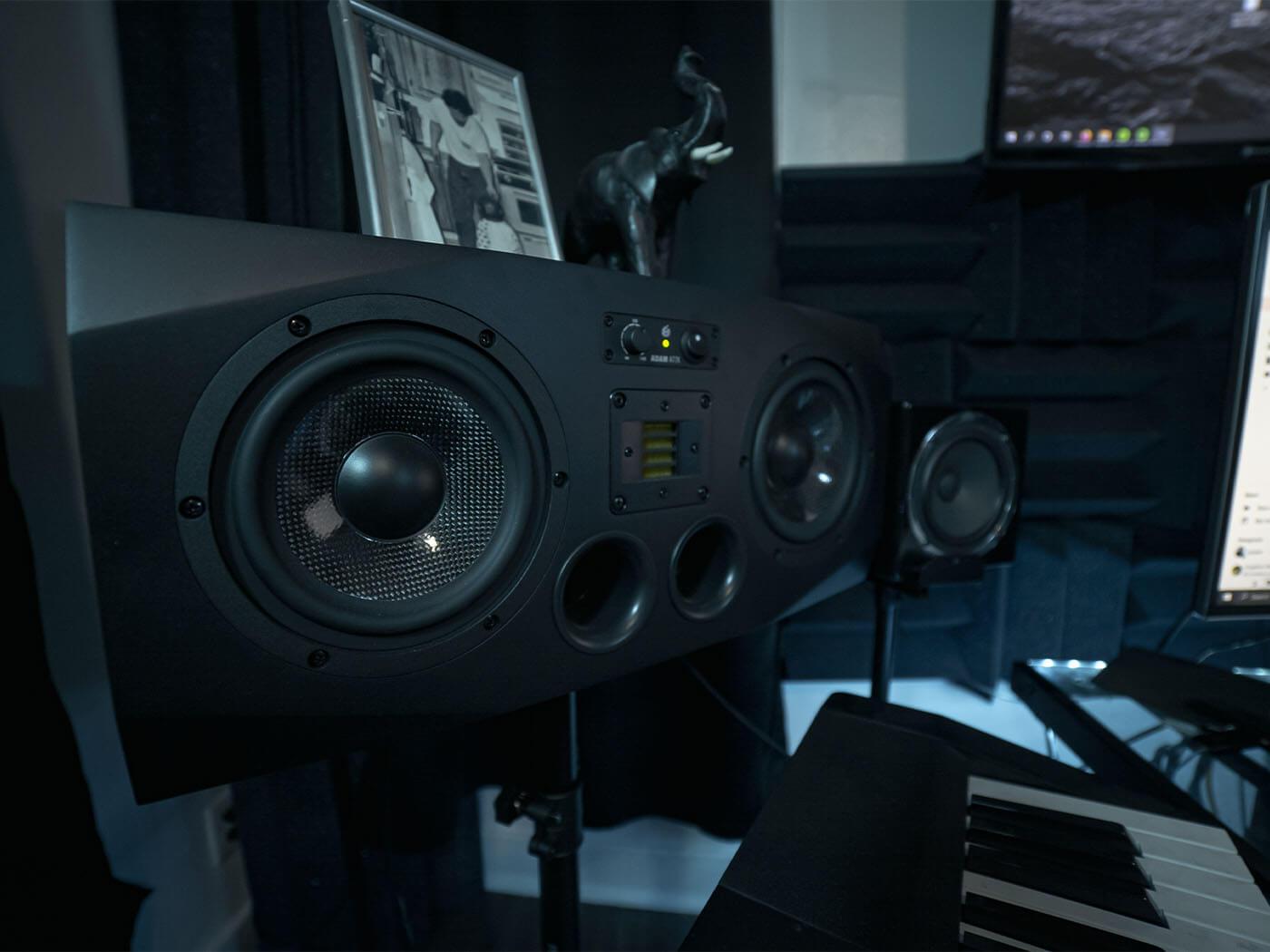 Levitate Studio Show Off Your StudioA ADAM A77xa