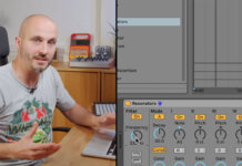 Ableton Live's resonators