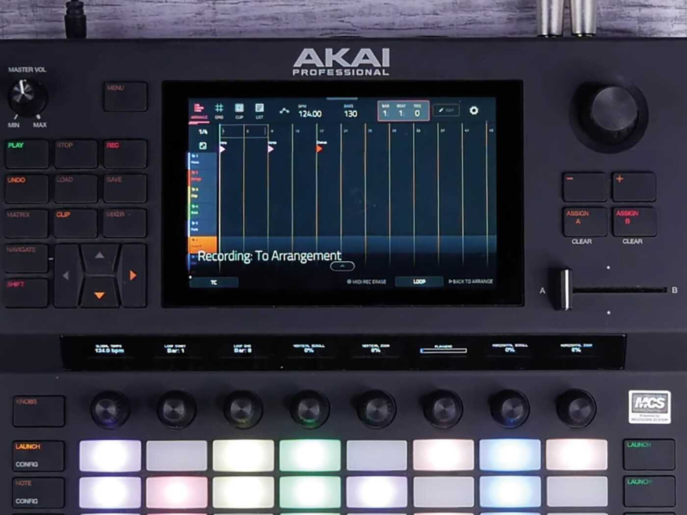 Akai Force Update 3.0.5