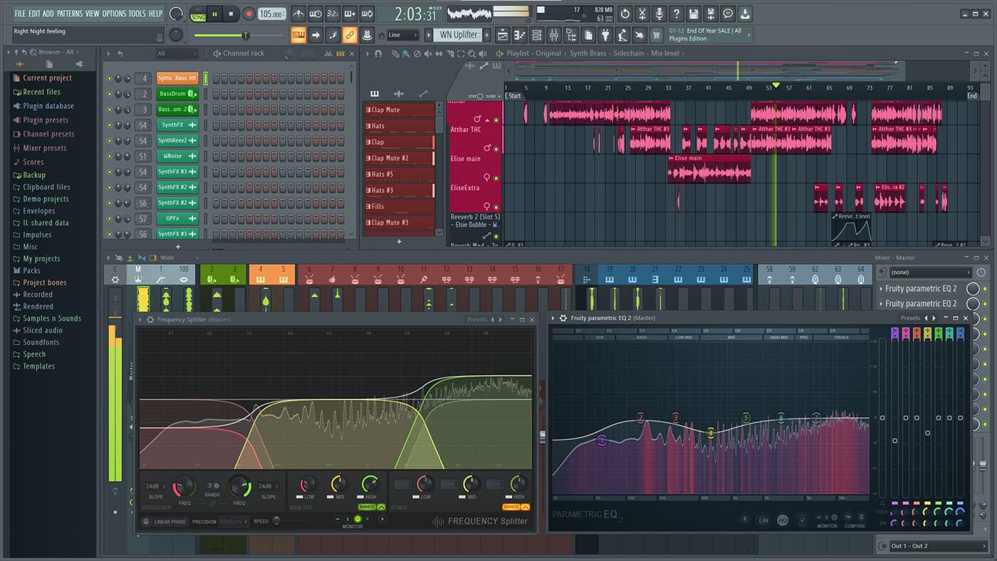 Image-Line FL Studio 20.8