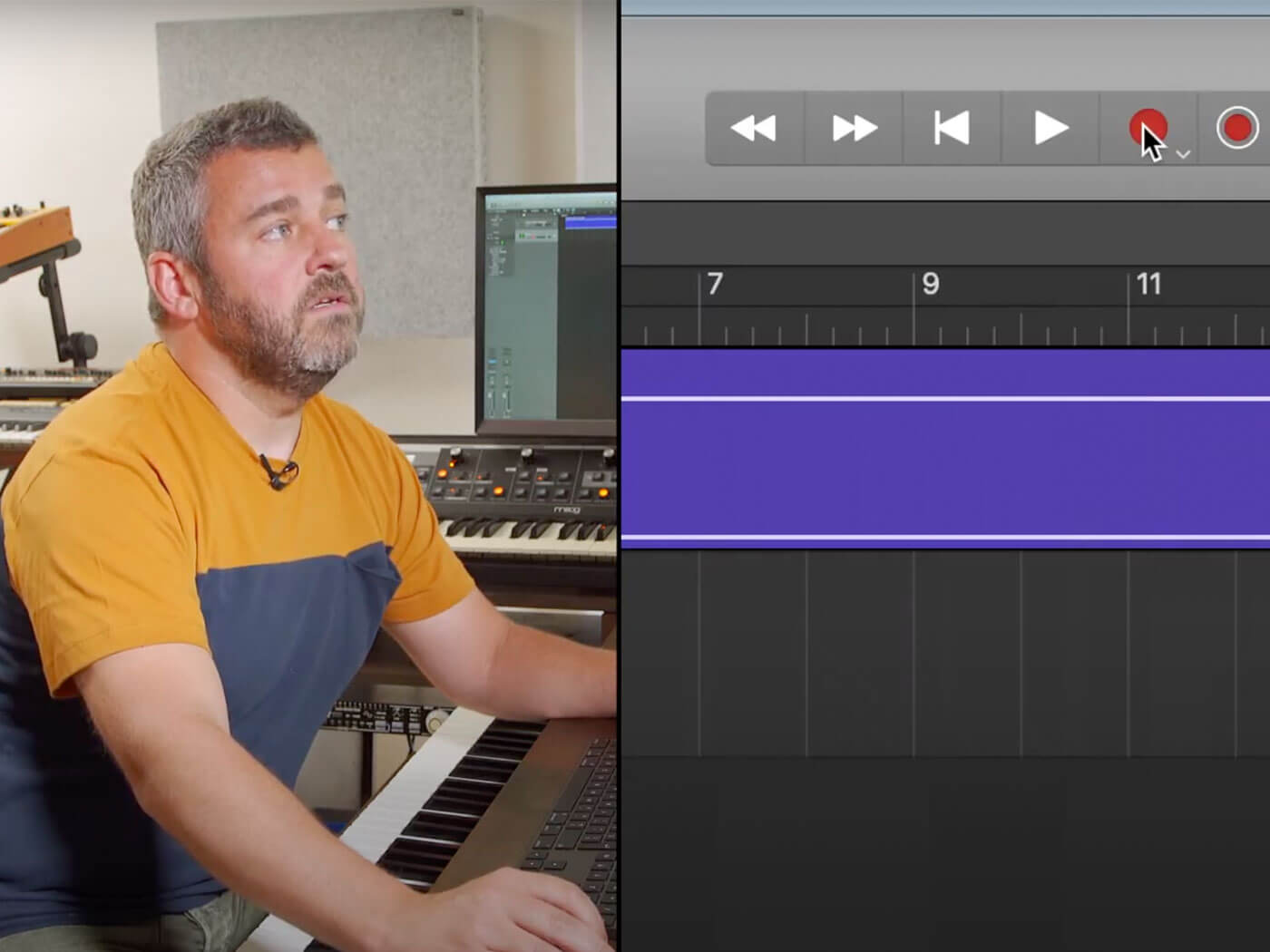 How to never lose an idea with Record Capture in Logic Pro X | MusicTech