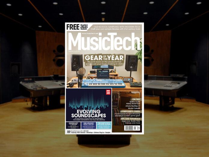 musictech 214 magazine final issue