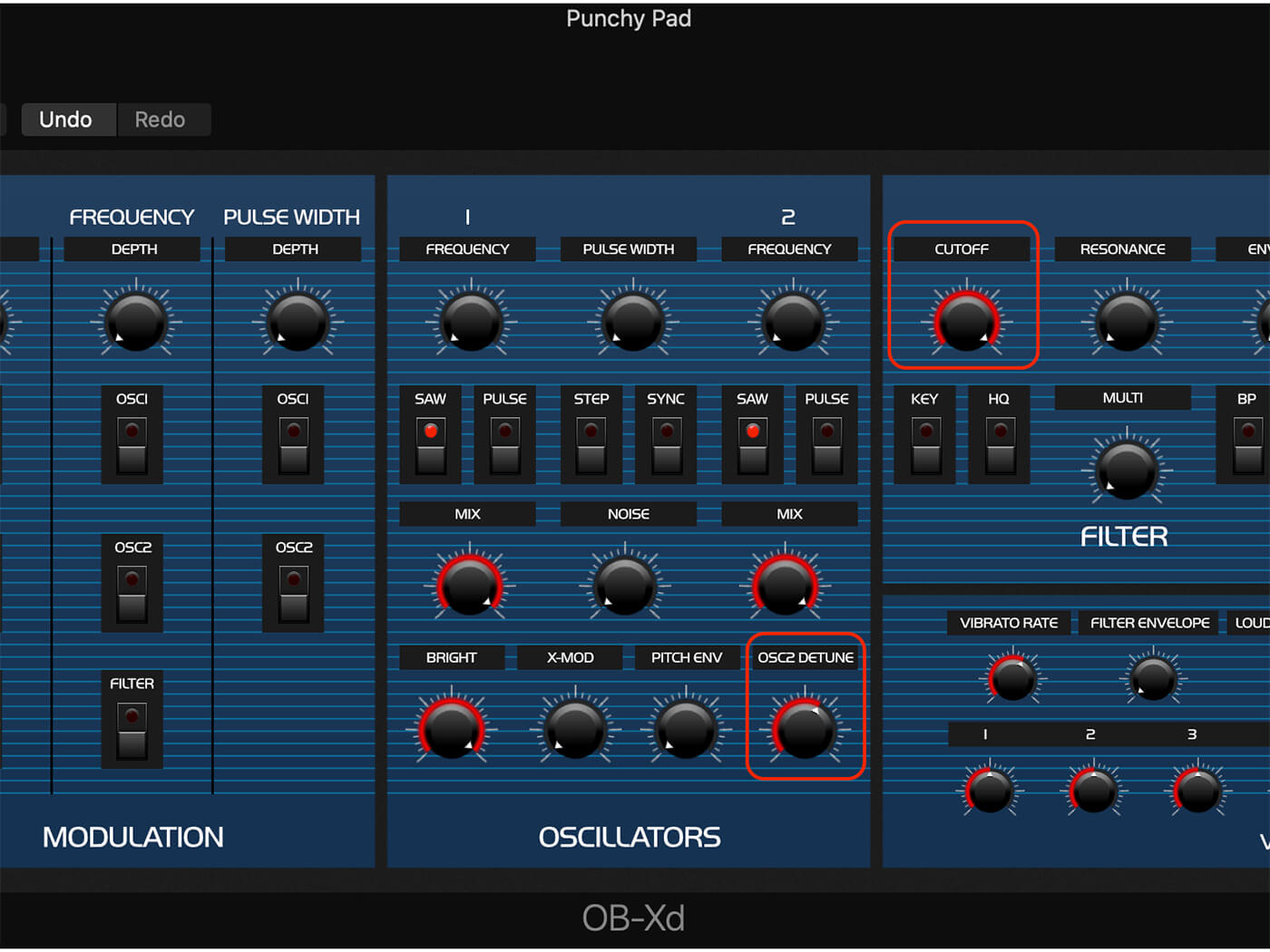 Create Iconic Sounds of the 80s and Beyond with DiscoDSP OB-Xd Part 3