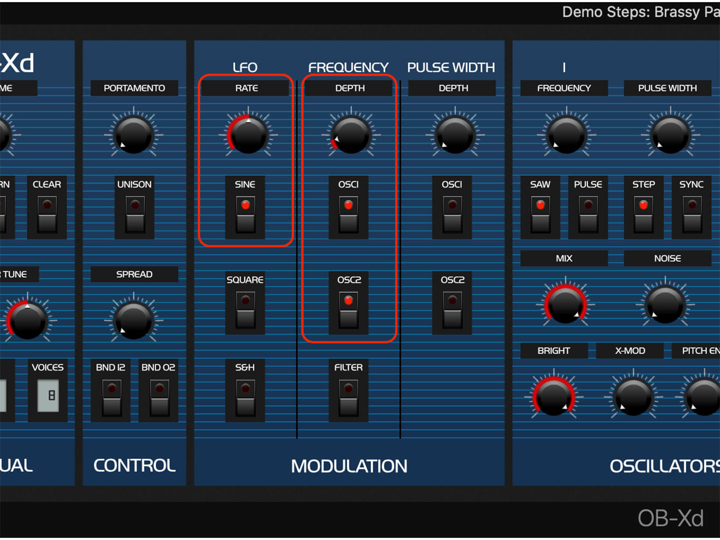 Create Iconic Sounds of the 80s and Beyond with DiscoDSP OB-Xd Part 7