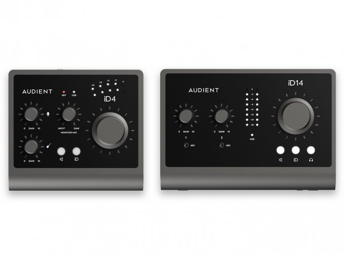Interfaces Audient ID MkII