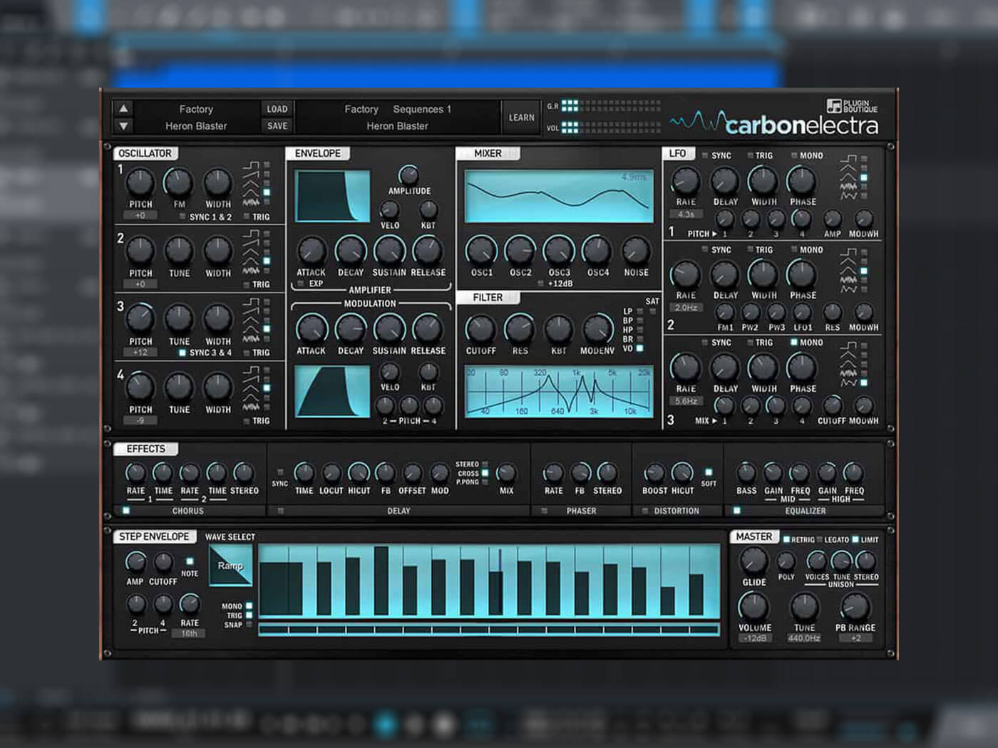 Carbon Electra soft synth is now free with any Plugin Boutique purchase | MusicTech