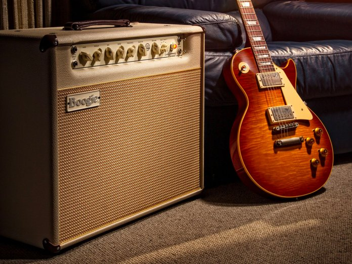 Gibson and Mesa Boogie press photo