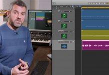 Apple Logic Pro 10.5 Vocal Takes