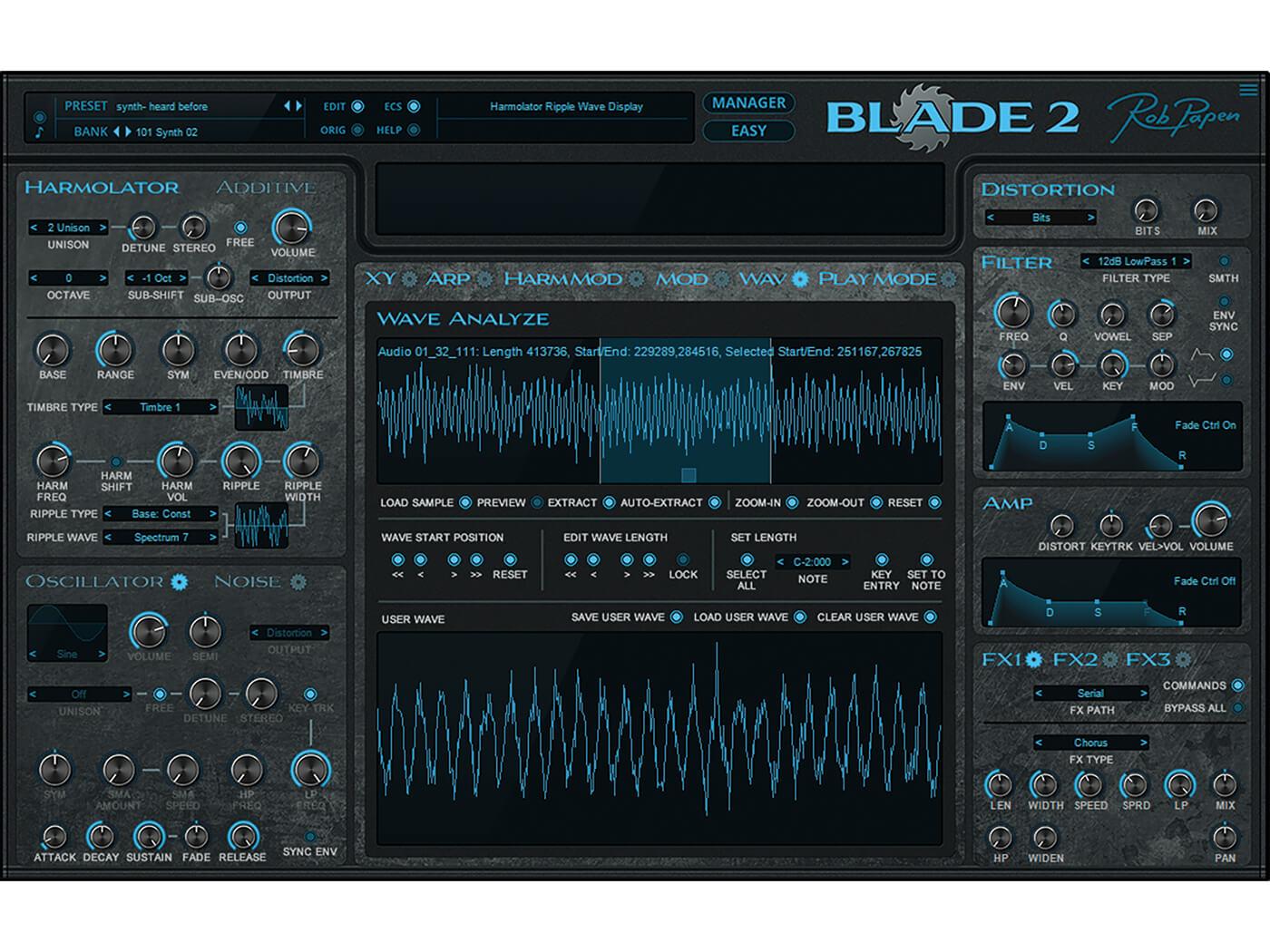 Review: Rob Papen Blade 2 | MusicTech