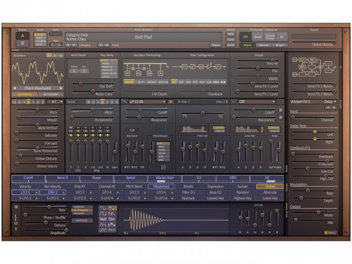 Surge Synth 1.8
