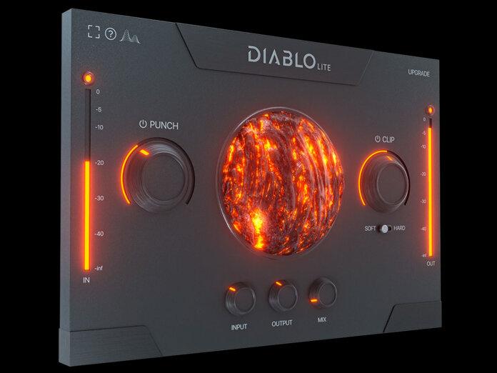 Cymatics Diablo Lite GUI