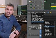 Logic Pro MIDI Humanize