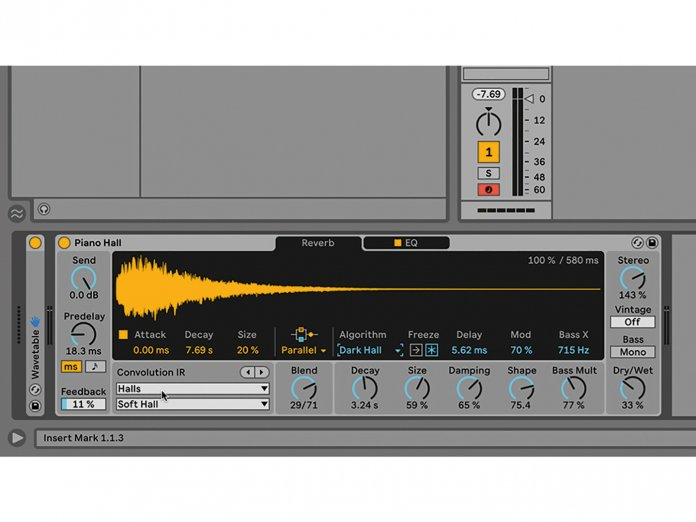 Ableton Live 11 Walkthrough 1