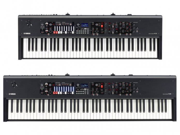 Yamaha YC73 y YC88