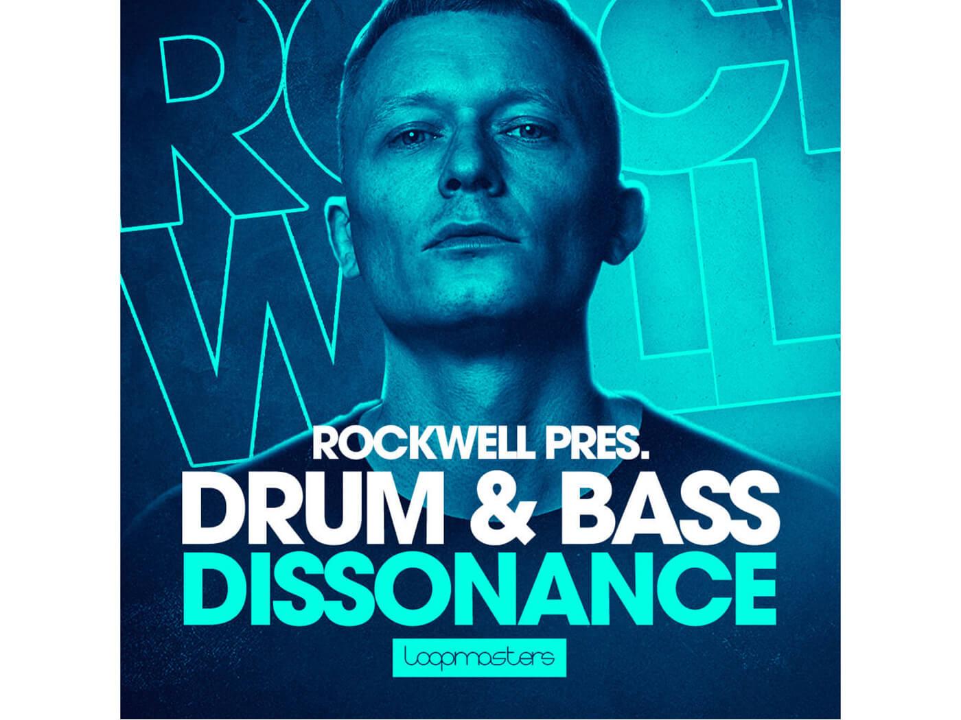Loopmasters - Rockwell Drum & Bass Dissonance