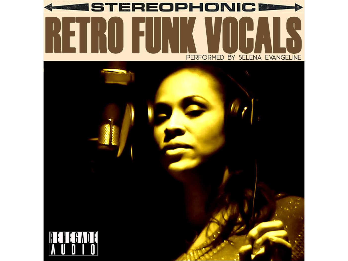 Renegade Audio - Retro Funk Vocals