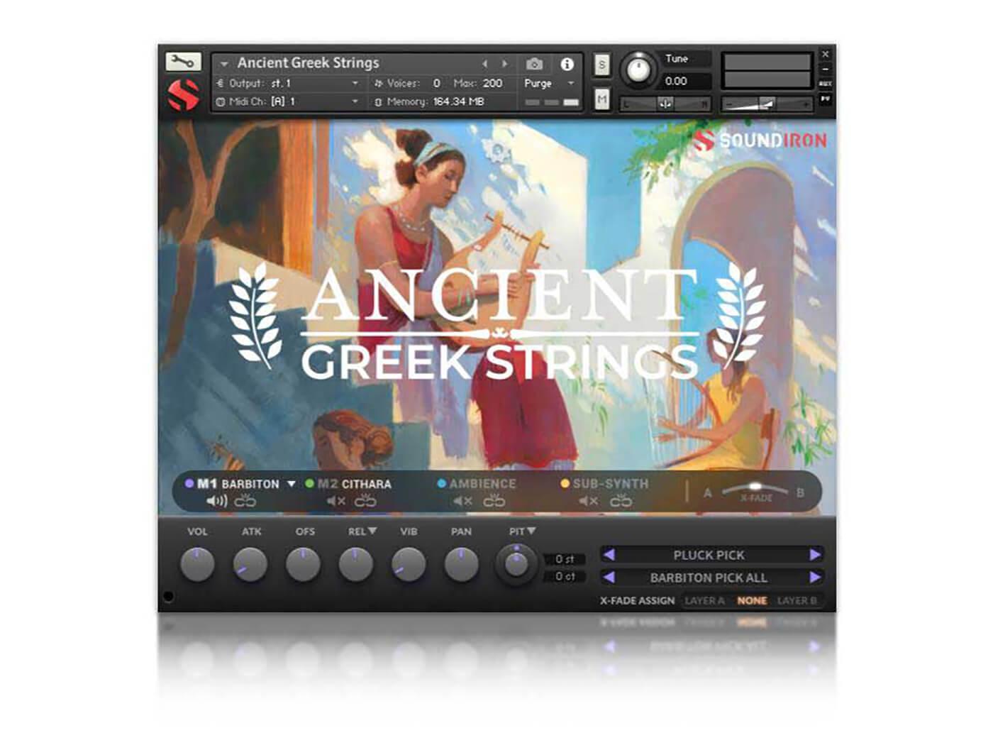 Soundiron - Ancient Greek Strings