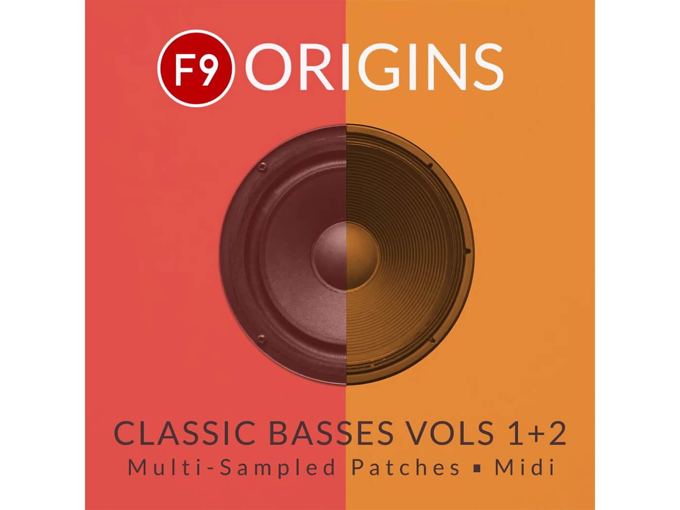 F9 Origins Classic Basses Vol 1 and 2