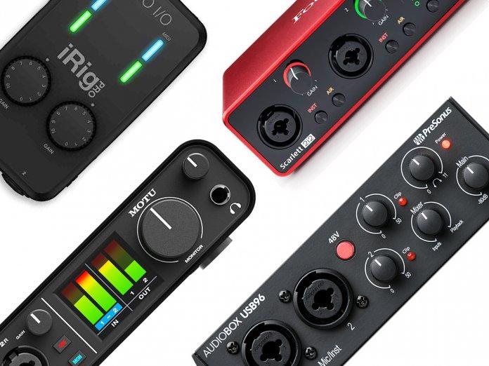 Best Audio Interfaces 2021