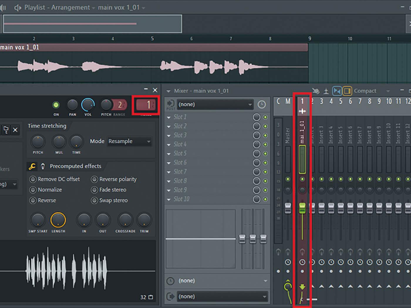 MT214 FL Studio TUT 1