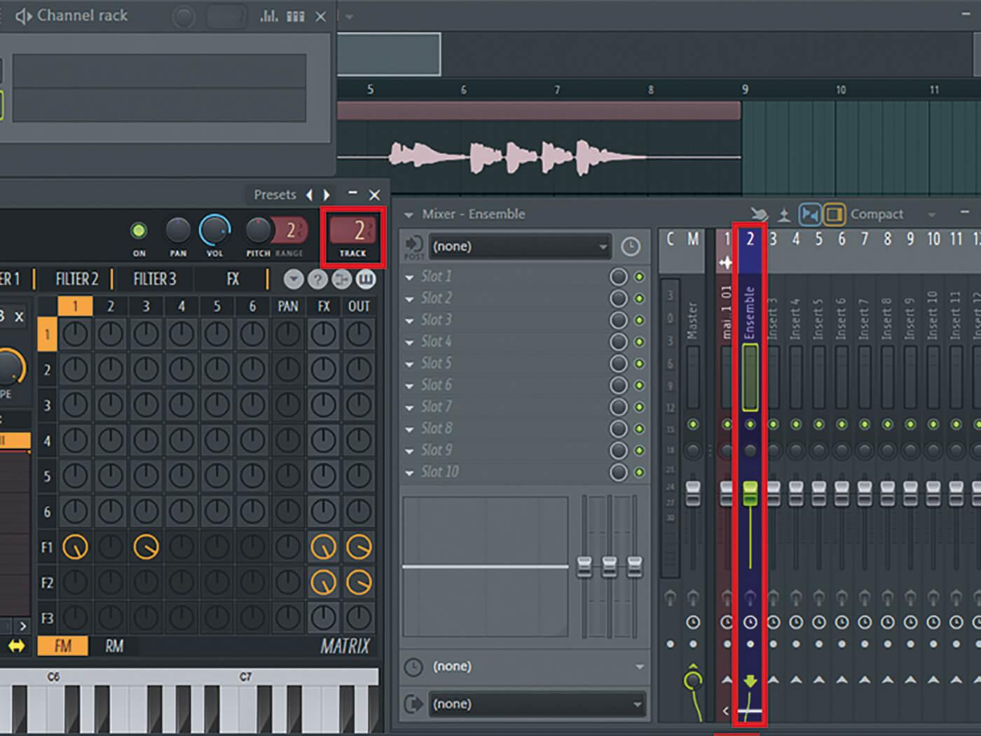 MT214 FL Studio TUT 2