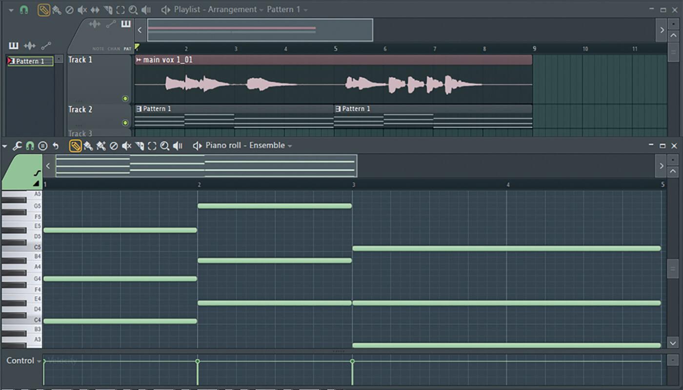 MT214 FL Studio TUT 3