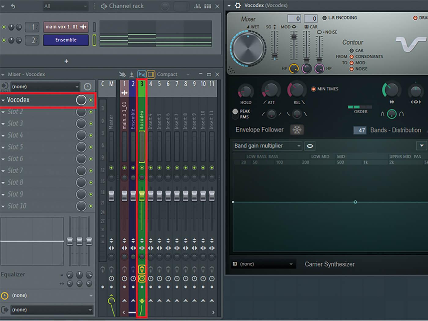 MT214 FL Studio TUT 4