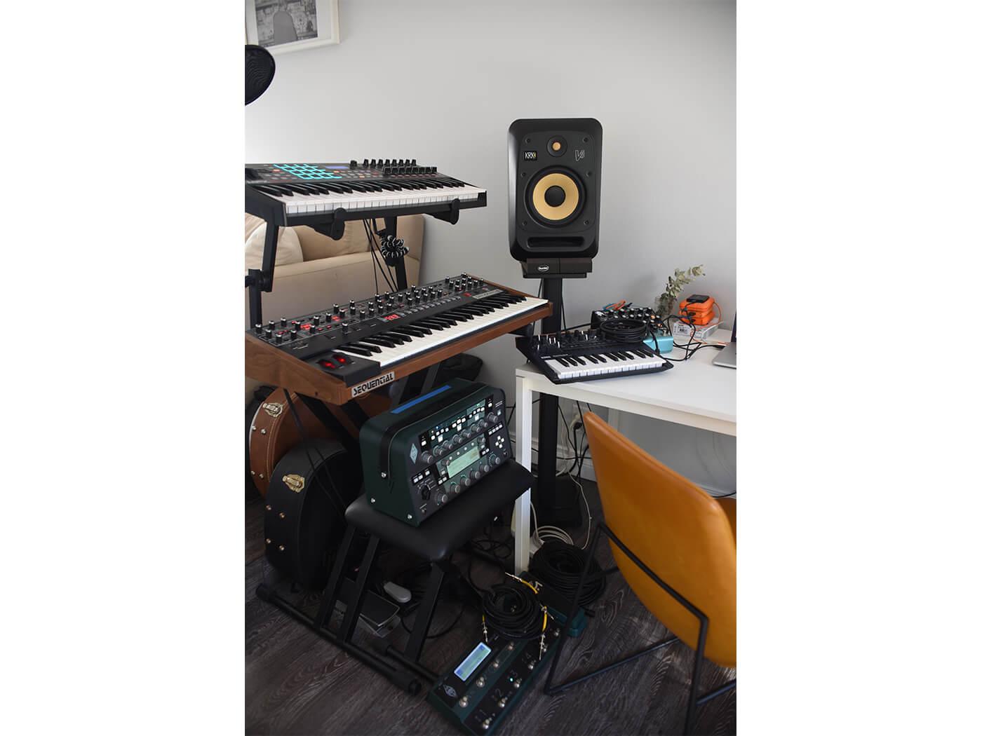 Obli Studio prophet minilogue