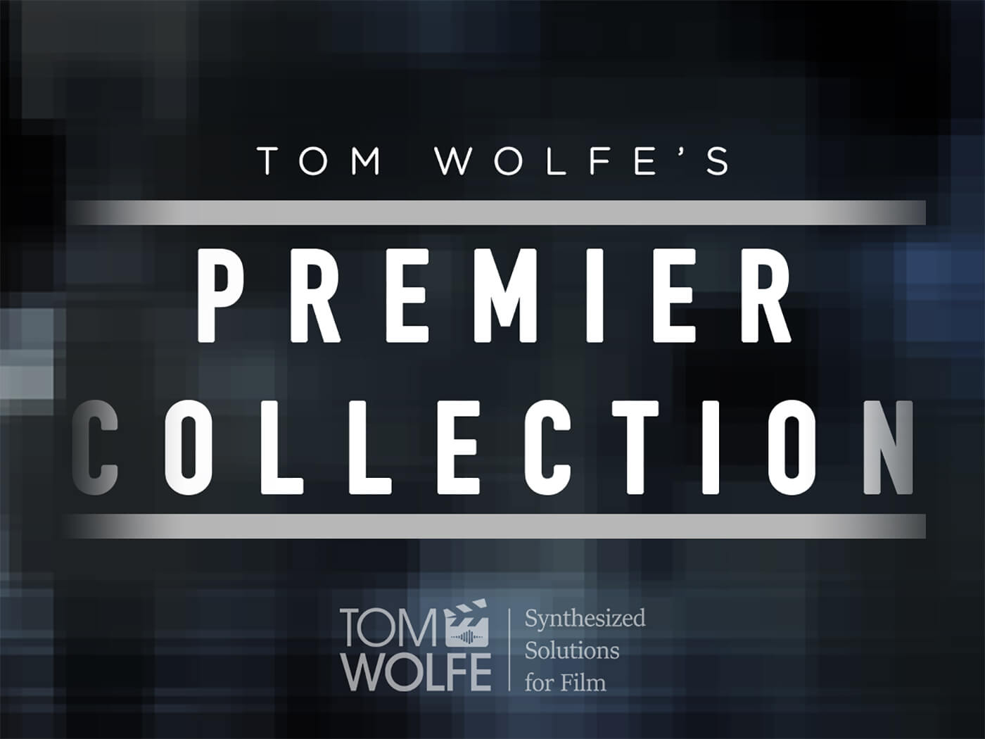 Tom Wolfe Premier Collection