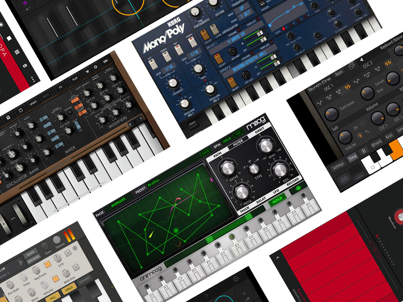Best music-making apps in 2021: The best mobile synth apps | MusicTech