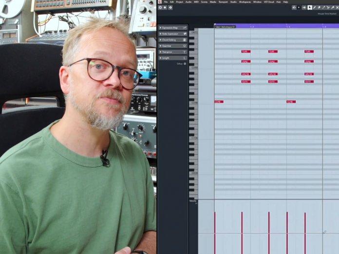 Steinberg Cubase MIDI Editors