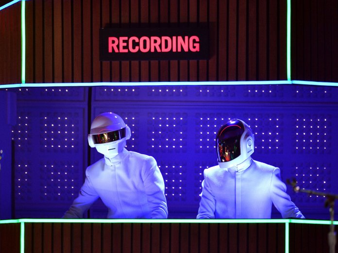 Daft Punk Split