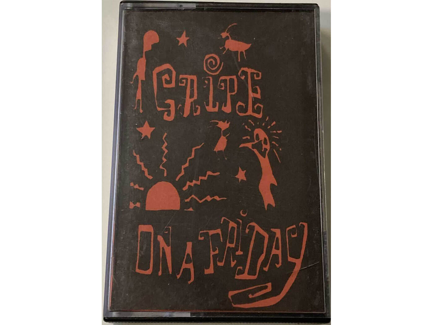Radiohead On A Friday Gripe